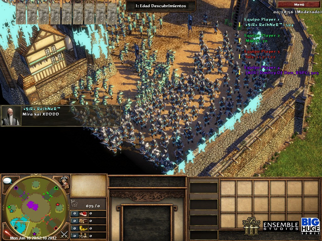 Esemble Studios:Age of Empires 3 images Age of Empires 3 coloseum v41 HD  wallpaper and background photos