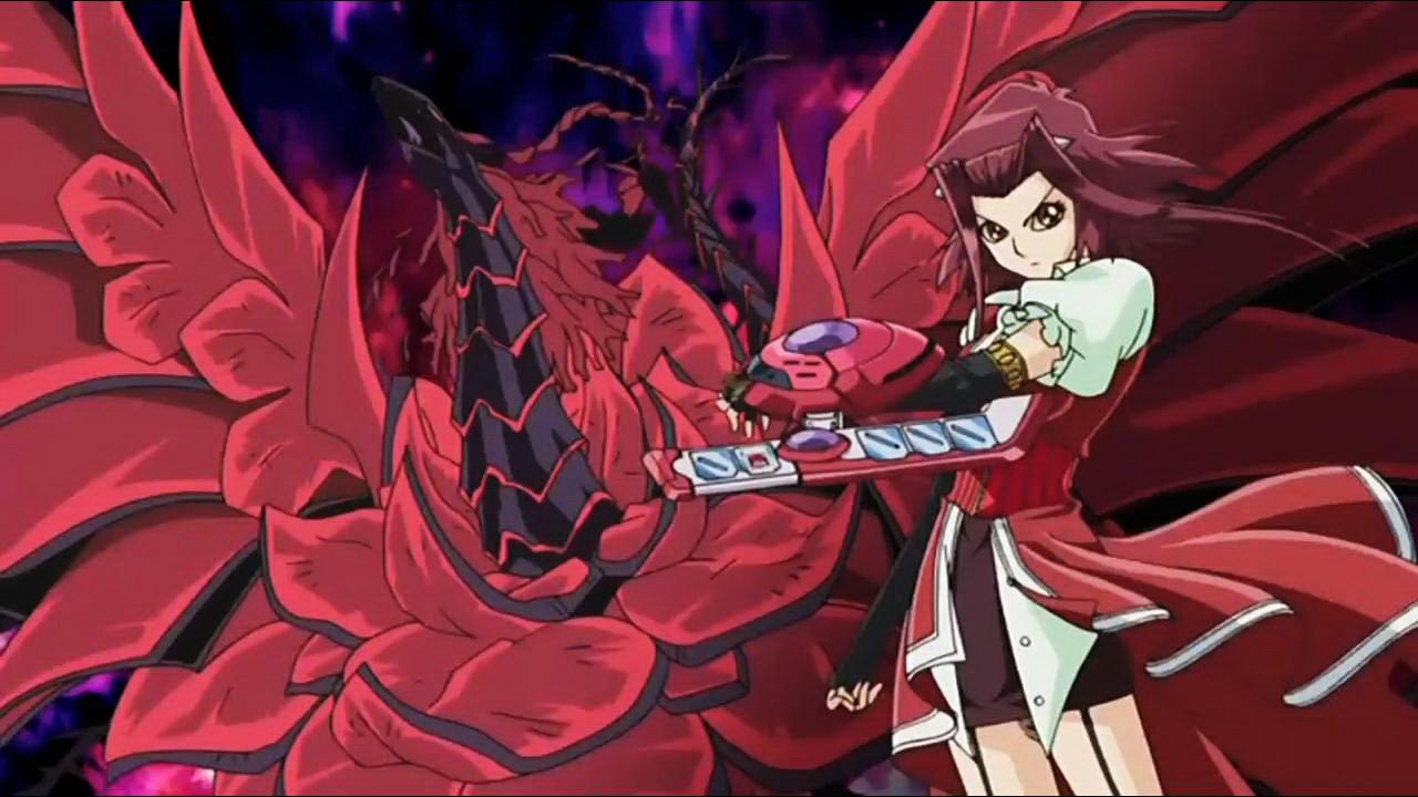 Akiza Izinski - Anime Wallpaper (28499949) - Fanpop  Akiza Izinski -...