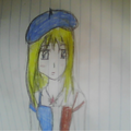 Alexandrie French Canada - hetalia-fan-characters fan art