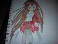 Alice - anime fan art