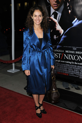 Frost/Nixon premiere in Los Angeles 2008