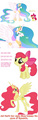 And thus, queen Applebloom - my-little-pony-friendship-is-magic screencap