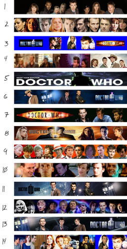 doctor who fondo de pantalla called Banners