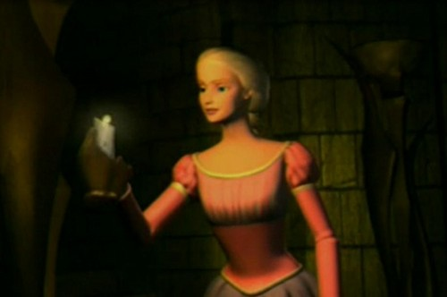 Barbie as Rapunzel - barbie-as-rapunzel Screencap
