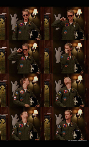 Barney Stinson wallpaper entitled Barney :D