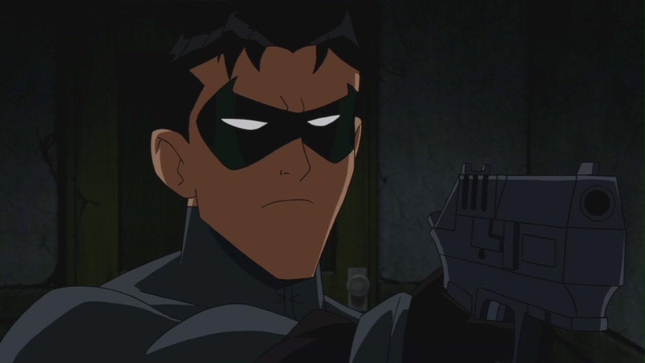 Batman under the red hood dc comics image 28416945 fanpop
