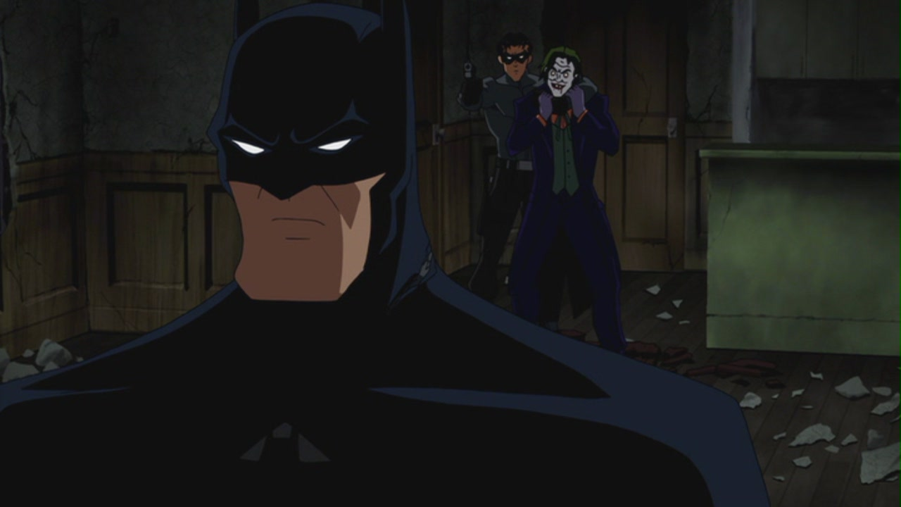 Image result for batman under the red hood