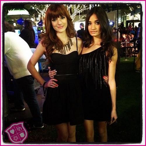 Bella and Pia! <3