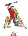 Bimbettes and Gaston