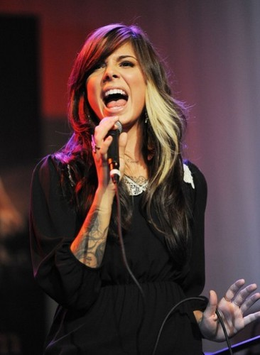 Christina Perri wallpaper with a concert titled Breaking Dawn Part 1 Concert Tour in Atlanta November 7, 2011