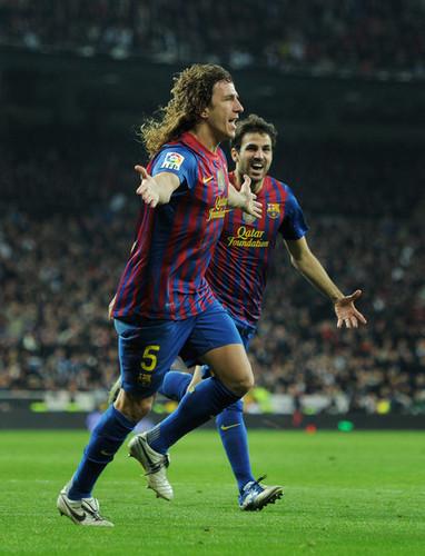 C. Puyol (Real Madrid - Barcelona)