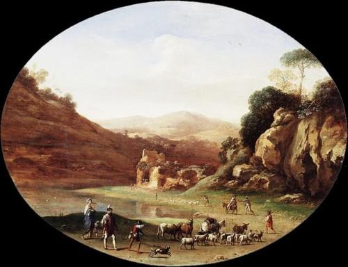 Cornelis وین Poelenburgh