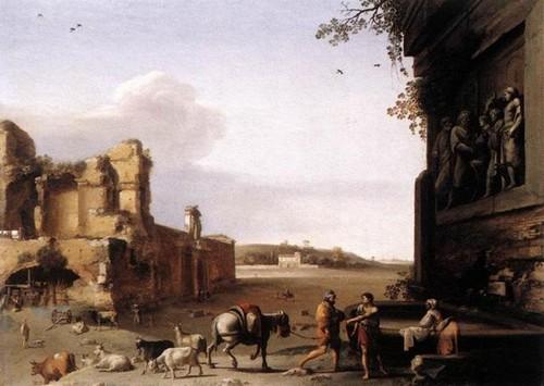Cornelis वैन, वान Poelenburgh