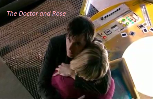 The Doctor and Rose wallpaper called DW