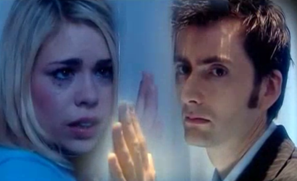 Tenth Doctor And Rose Doomsday DW - The Doctor and Ro...