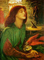 Dante Gabriel Rossetti  - fine-art photo