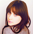 Deschanel - zooey-deschanel fan art