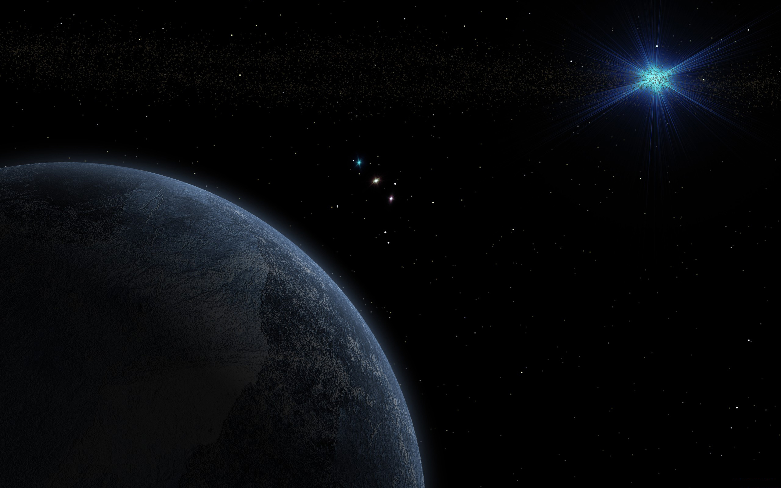 all planets from space - photo #43
