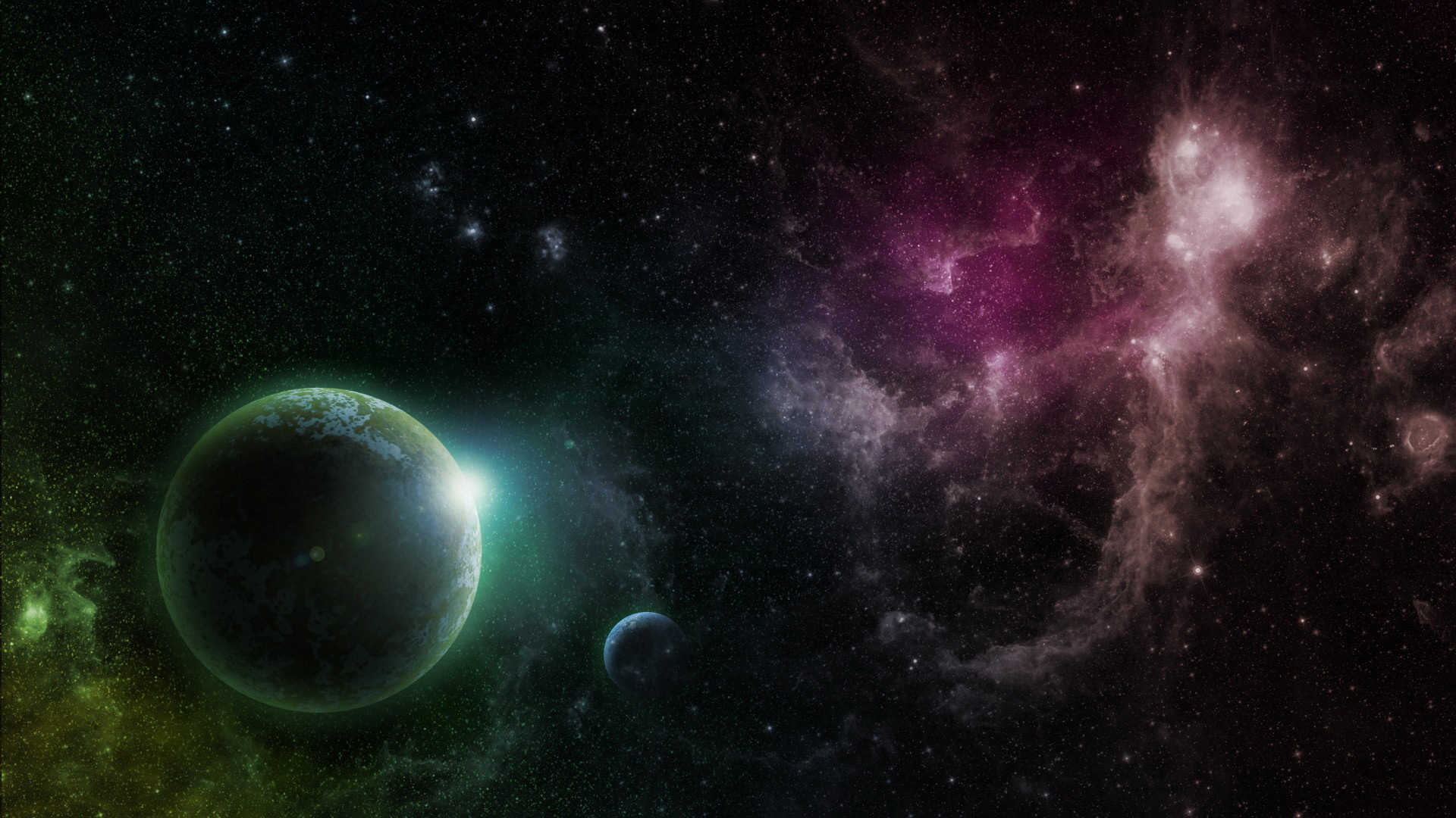 Space Images Digital Planets HD Wallpaper And Background Photos