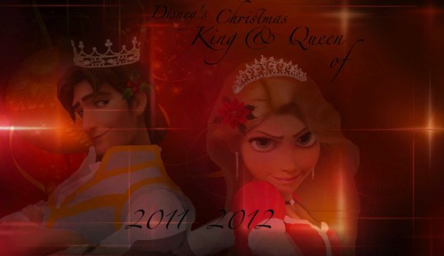 Disney's King and Queen of 2012