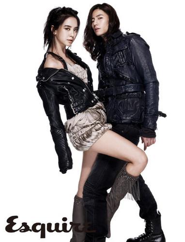 Esquire JI Hyo