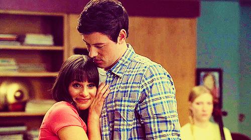 Finn and Rachel <3