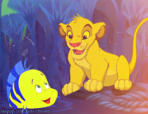 Flounder/Simba