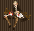 Francis~Bonnefoy - hetalia-france photo