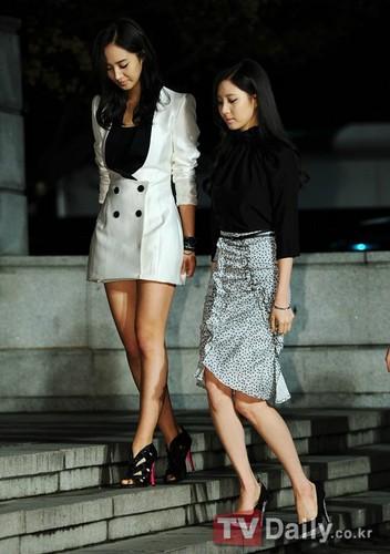 Girls' Generation 21stSeoul Muzik Awards Red Carpet