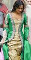 Gwen Dress - Green
