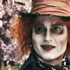 Hatter in Marmorreal - alice-in-wonderland-2010 Icon