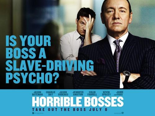 Horrible Bosses Hintergrund
