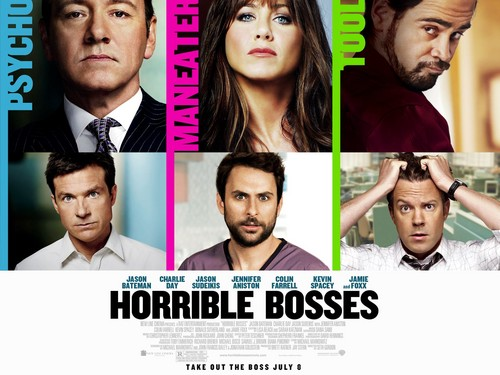 Horrible Bosses 壁纸