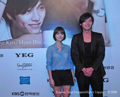 Song Hye Kyo Hyun Bin