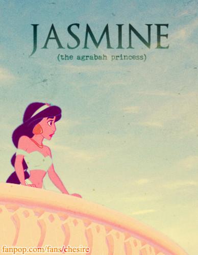 жасмин (The Agrabah Princess)
