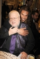 Jason Momoa & GRRM @ 69th Annual Golden Globe Awards - game-of-thrones photo