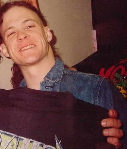 Jason Newsted 壁紙 titled Jason Newsted