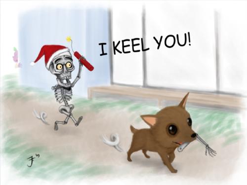 Jeff Dunham's VERY Special Weihnachten Special