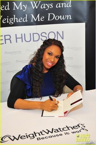 Jennifer Hudson: 'I Got This' Book Signings
