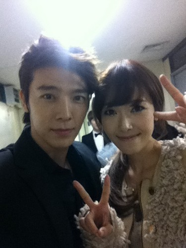 Jessica and Donghae Selca