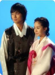 Ji hyo and Ji hoon