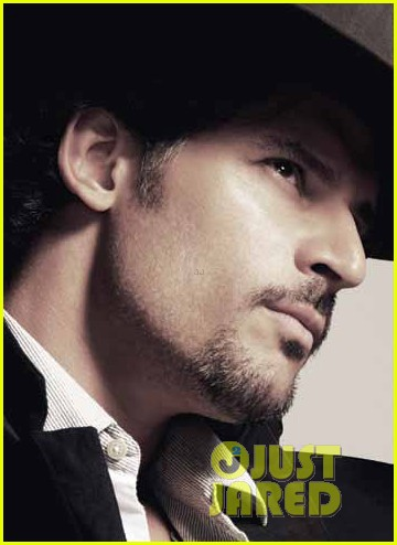 Joe Manganiello: 'Flaunt' Feature!
