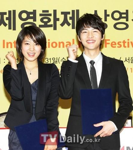 Joong Ki & Shin Hye