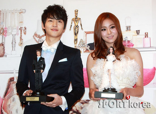 Joong Ki & UEE