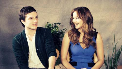 Josh and Jennifer<3