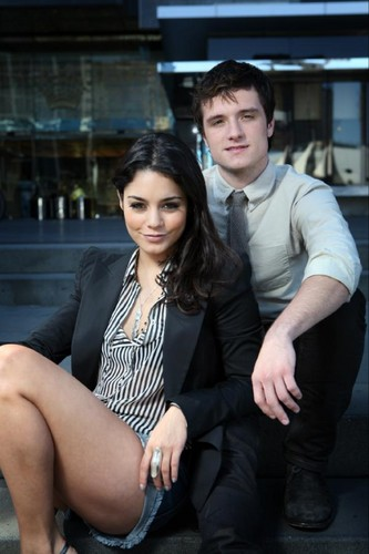 Josh and Vanessa