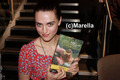 Katie McGrath is ArMor-fan! :D