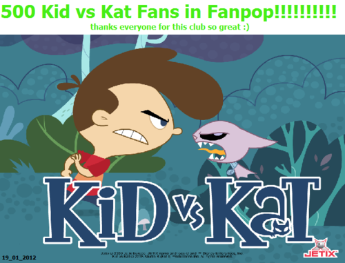 Kid vs. Kat - kid-vs-kat Photo