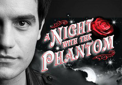 The Phantom Of The Opera wallpaper titled LND phantom