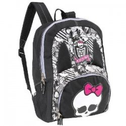 Monster High fond d'écran titled MH school bag!